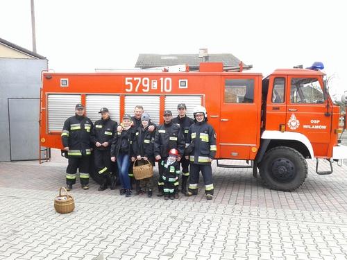 Ochotnicza Straż Pożarna w Wilamowie