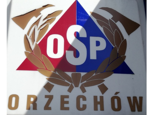 Ochotnicza Straż Pożarna w Orzechowie