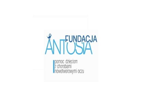 Fundacja Antosia. Pomoc Dzieciom z Chorobami Nowotworowymi Oczu.