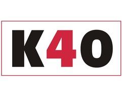 Medium k40 logo
