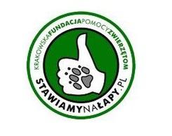 Medium fundacja stawiamy na lapy logo siepomaga