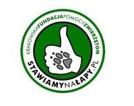 Small fundacja stawiamy na lapy logo siepomaga