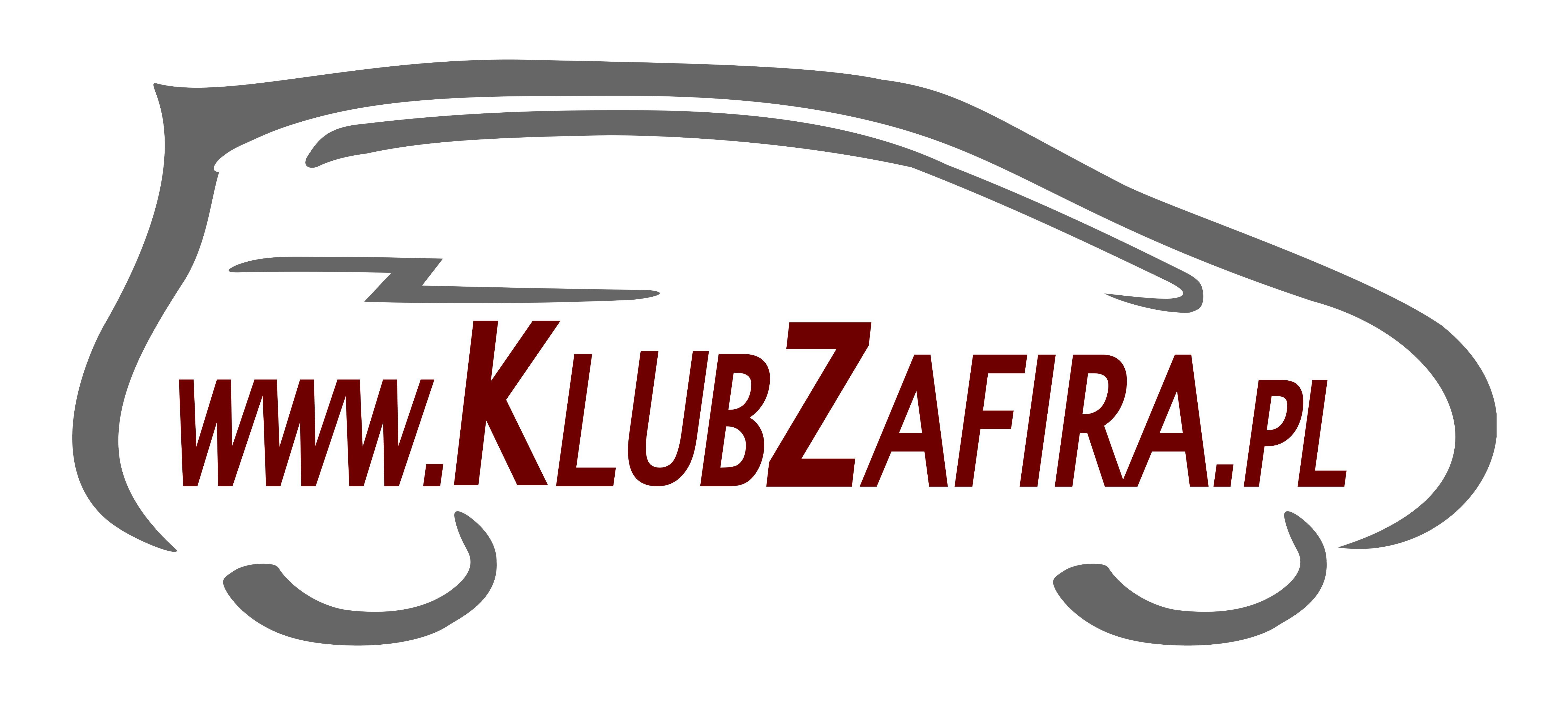 Logo klubzafirapl k