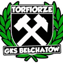 Kibice GKS Bełchatów Adasiowi!